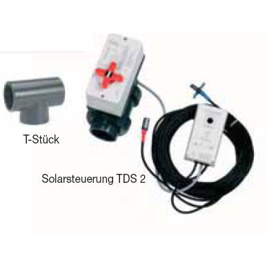 Elektronische Solarsteuerung TD S 2