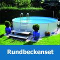 Pool Set rund