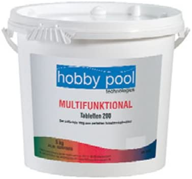 Multifunktional Chlor Tabletten 80% 200g 5kg