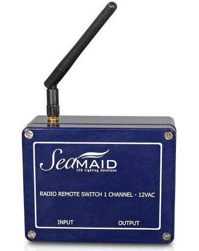 Funksteuermodul Kontrollbox für LED Flachscheinwerfer RGB
