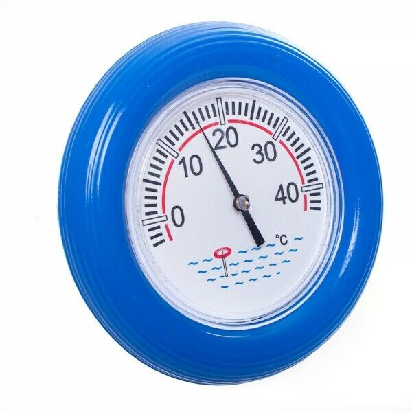 Thermometer Schwimmring ~Ø 19cm