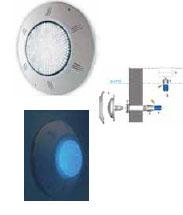 LED Flachscheinwerfer aus ABS