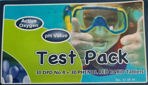 Nachfülltabletten active oxygen und pH 2x30 Tabletten