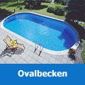 Ovalformbecken