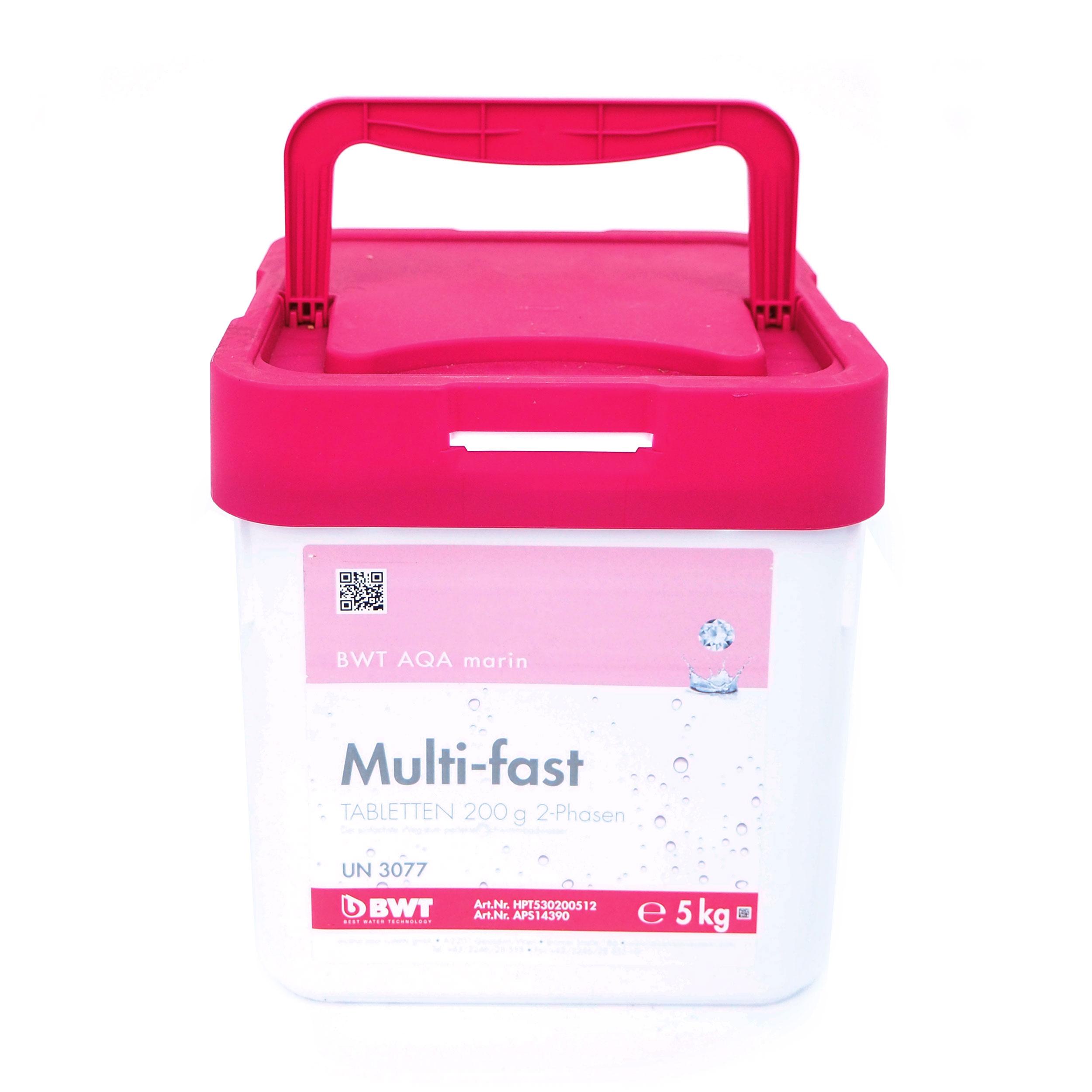 Multi-fast 2-Phasen 200g 5kg