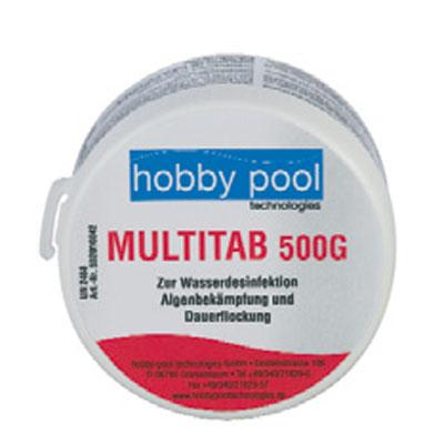 Multitab 500g