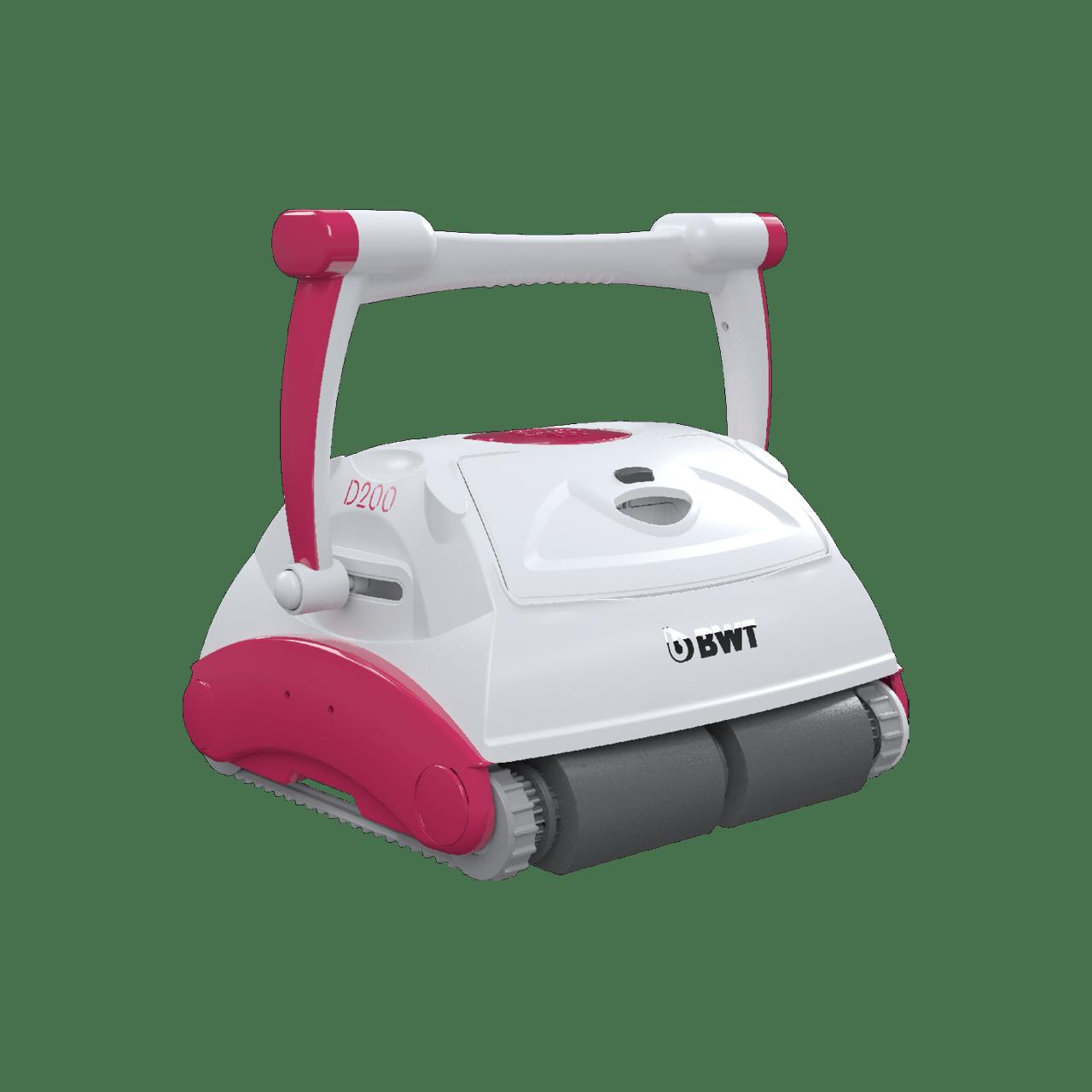 BWT Poolroboter D200  Boden-Wand-Wasserlinie