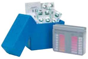 Wassertestgerät  Sauerstoff/pH in hochwertiger Box