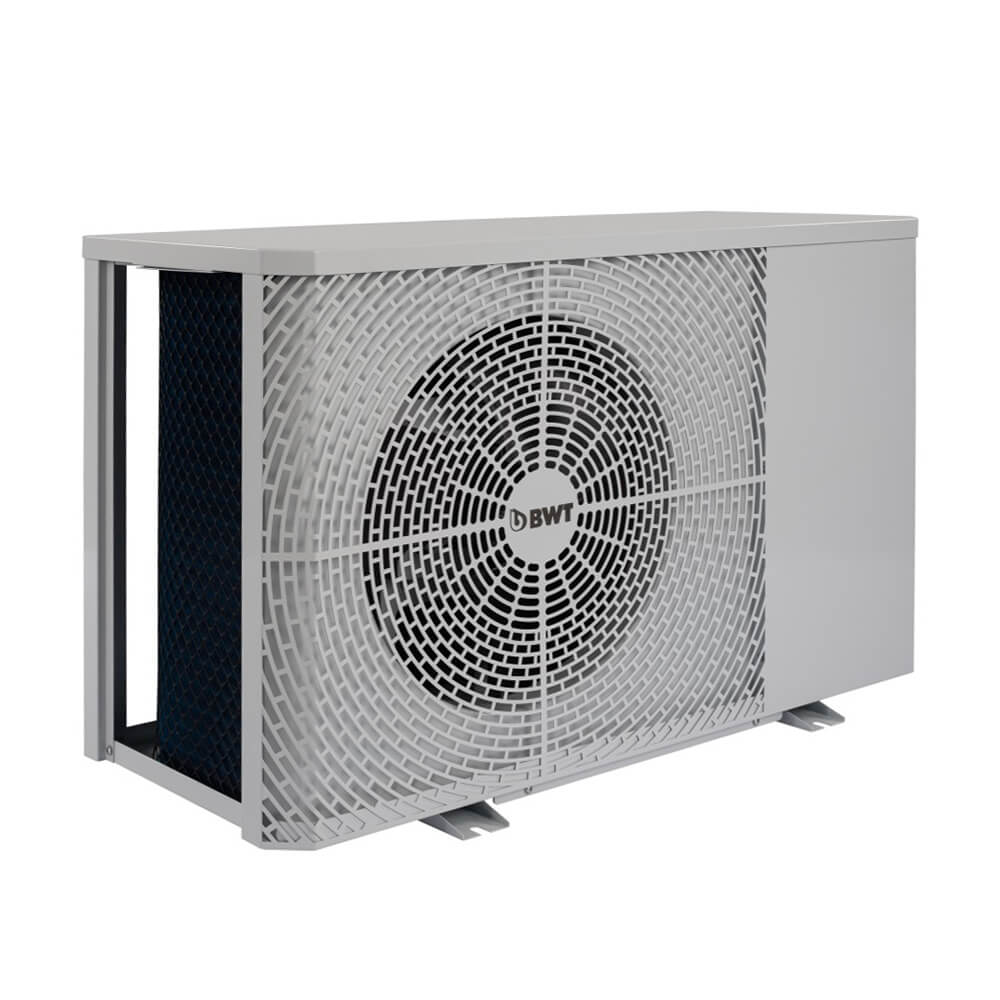 BWT Fullinverter Wärmepumpe mit Winterabdeckung inkl. WIFI-Modul