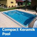 Compact Keramikpools